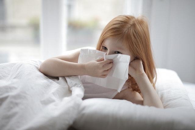 nebulizator, alergia, przeziębienie