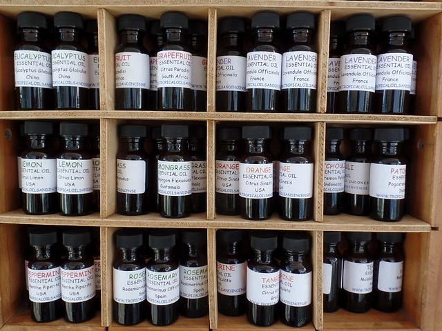 olejki eteryczne, olejek eteryczny co to, olejek etryczny gdzie kupić