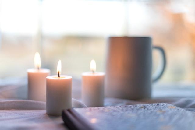 świece sojowe, świece zapachowe