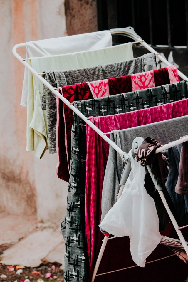 suszarka na pranie, suszarka na ubrania, suszarka na bieliznę